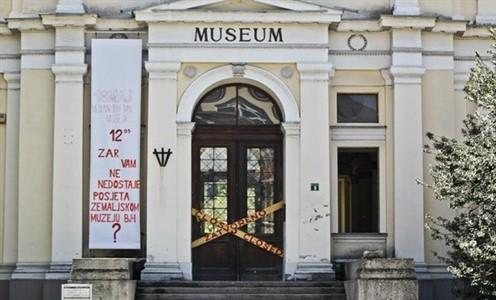 14.50 Nationaal Museum Sarajevo