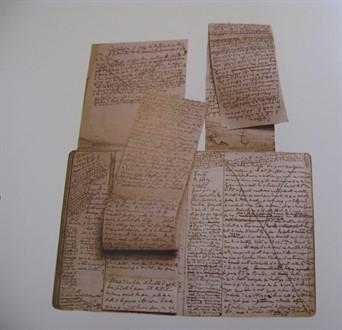 Handschrift Van Proust
