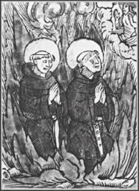 17.42 - Eerste ketterverbranding, 1523